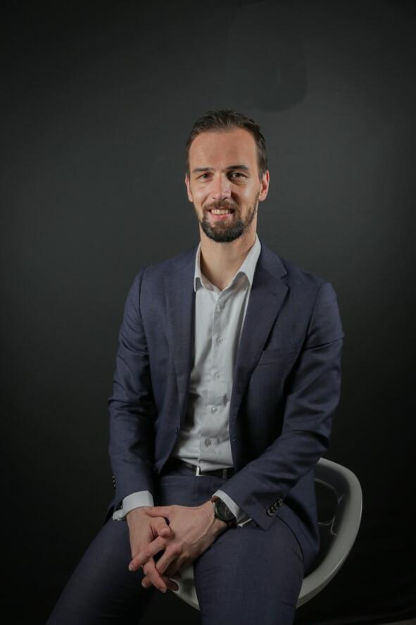 Patrick van den Hul ORDE trainer